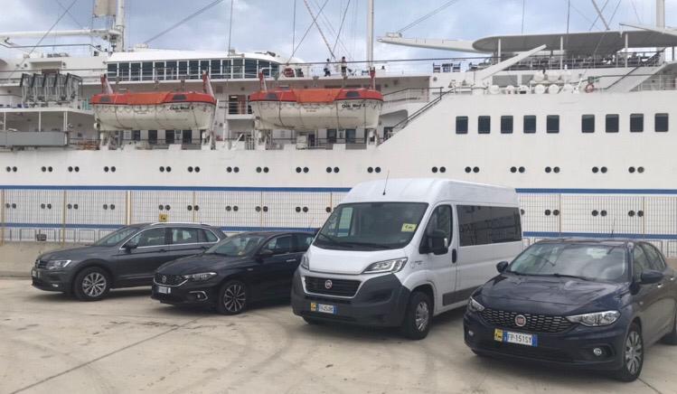 la flotta